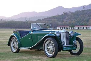 1949 MG TC - Gorgeous, Numbers Matching, Mechanically Sound & Entirely Solid