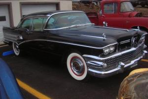 1958 Buickm Century 4 dr.hardtop Very Nice Running and Driving