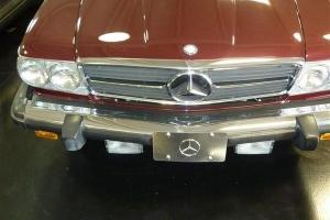 1987 Mercedes-Benz 560SL W107 16K miles