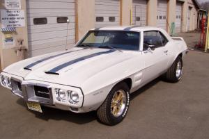 1969 Pontiac Firebird Trans Am Tribute 400 Automatic Ram Air Works
