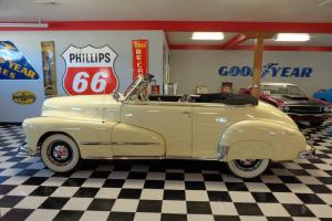 1948 Pontiac Torpedo Convertible