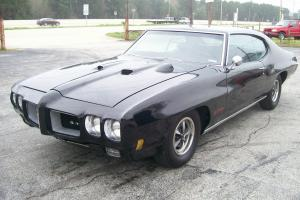 1970 Pontiac GTO Real Not Clone