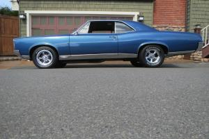 1967 Pontiac GTO PHS Documented Automatic Califormia Car