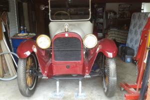 1920 Dodge Brothers Tourer
