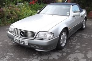 1990 Mercedes-Benz 500 Sports/Convertible 5000cc Petrol