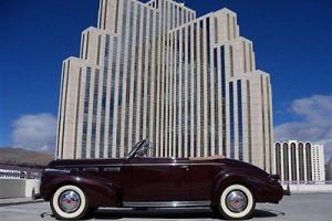 1940 LeSalle Coupe Convertible Model 50