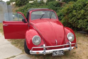 VW Beetle in Quinns Rocks, WA