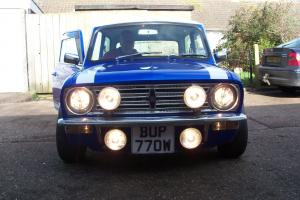 1980 MINI CLUBMAN 1275 BLUE