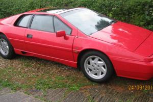 Lotus Esprit Turbo 1987,Needs Respray.I want a RANGE ROVER.