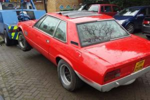 DETOMASO LONG CHAMP VERY RARE RHD
