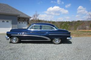 1953 Buick Super drives excellent, well maintained all orginal