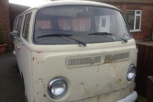 vw volkswagon microbus camper import Photo