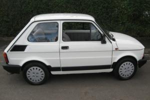 FIAT 126 BIS (MUSEUM CONDITION) DELIVERY MILEAGE ONLY