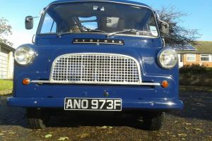 bedford camper van Photo