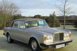 1977 ROLLS ROYCE SHADOW 2