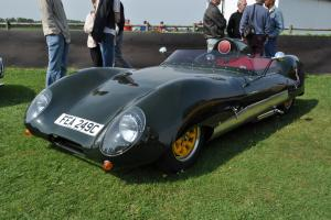 Lotus XI replica by Westfield Sportscars, registered 2010