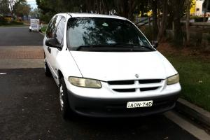 Chrysler Grand Voyager LX 2000 in Caringbah, NSW