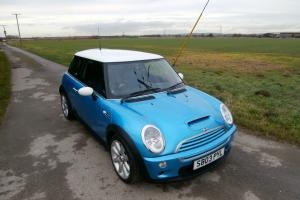 MINI Cooper S Chilli pack ( p/x classic car cash either way )