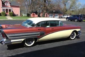 Gorgeous 1958 Buick Super Sedan Great Shape