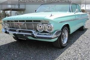"Chevrolet : Impala ""Bubble Top"""