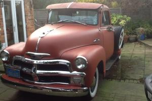 1954 Chevrolet Stepside Pick Uo