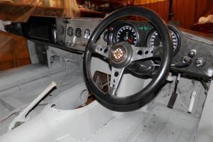 Jaguar 1962 series 1 RHD e type FHC