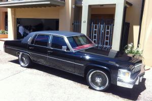 Cadillac DE Ville 1978 in Ashmore, QLD