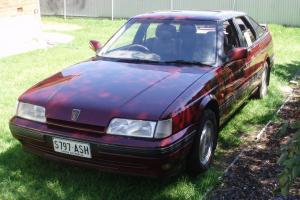 Rover 827 Vitesse Honda Legend 2 7L V6 5 Speed Manual 1990 Very Good Cond in Redwood Park, SA