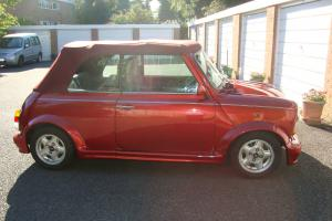 Classic Mini Cabriolet - Limited Edition