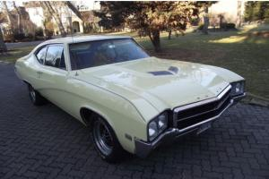 *** AWSOME 1969 BUICK SKYLARK GS 350 CALIFORNIA ***