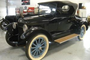 1922 buick 2 dr. roadster stored since 1950's runs and drives very well