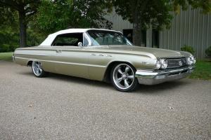 1962 Buick Invicta Convertible Resto Mod 5.3 LS Swap NO RESERVE!!
