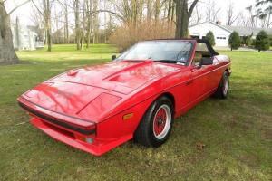 1985 TVR 280i TARGA TOP CONVERTIBLE LO MILES LO RESERVE LO PRICE HI QUALITY Photo