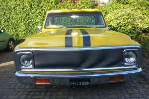 1972 chevy C10 truck . 5.9 350 small block ready to drive away FREE TAX . Photo