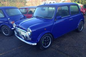 Classic Rover Mini Paul Smith edition