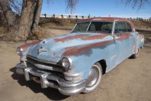 1952 Chrysler Imperial 2 door Hardtop Coupe