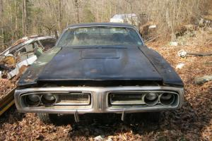 1971 DODGE CHARGER R/T 440  4 SPEED  DANA 60