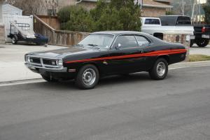 1971 Ray Barton Hemi Powered Dodge Demon