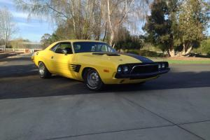 1973 Dodge Challenger Recently Completed and Priced to Sell