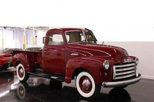 1948 GMC PICKUP SPECTACULAR COMPLETE RESTORATION IMMACULATE EXAMPLE AMAZING