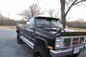 1 ton single cab 4x4 Diesel GMC Sierra