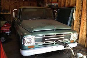 1968 International 1100 3/4 ton pickup Original Family Ownership