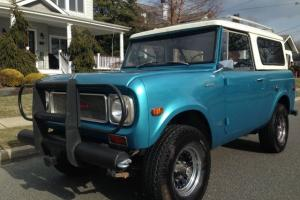 1969 International Harvester Scout 4 Speed Manual 2-Door SUV Photo