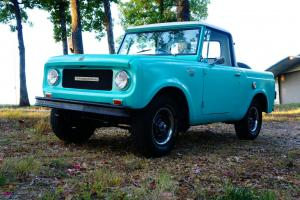 1966 INternational Scout 800 Half Cab