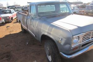 1974 International Harvester 3/4 ton 4by4 pick up