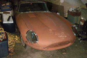 1965 Jaguar XKE Base 4.2L