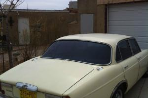 1974 Jaguar XJ12 Base Sedan 4-Door 5.3L