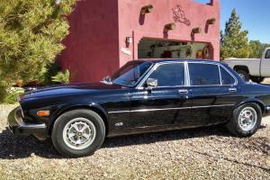 1985 Vanden Plas Black Exterior Bisquit Interior Sunroof 83,000 miles