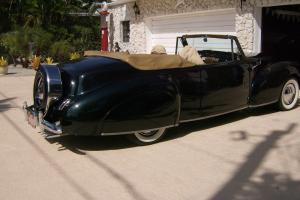 1940 Lincoln Continental Convertible Zephyr