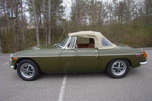 MG 1974 MGB Tourer